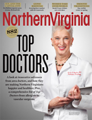 Dr Amiry Northern Virginia Magazine Top Doctor