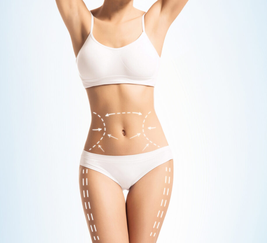 Body Contouring vs Liposuction