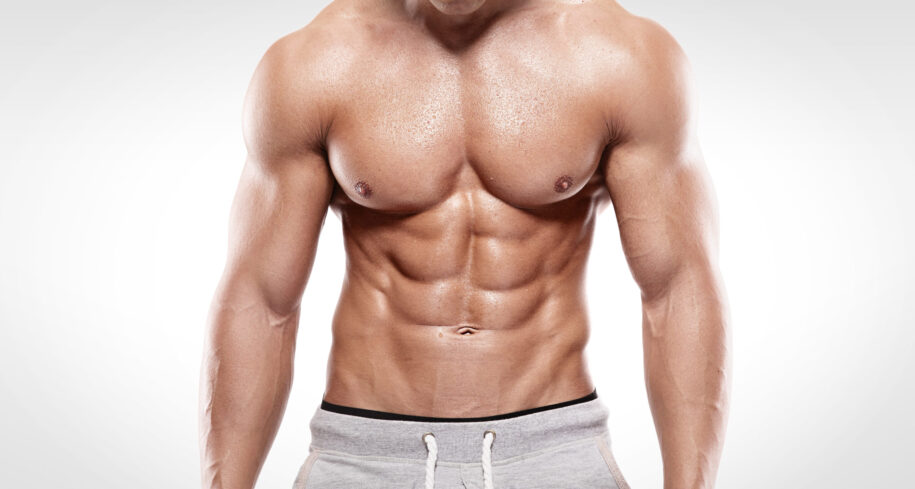 get abs fast